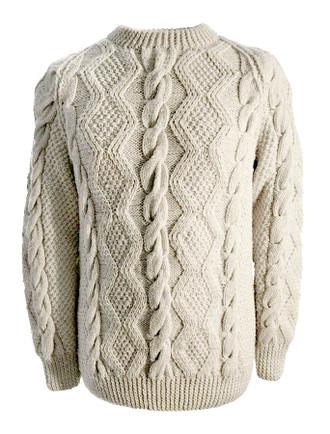 Clarke Clan Sweater