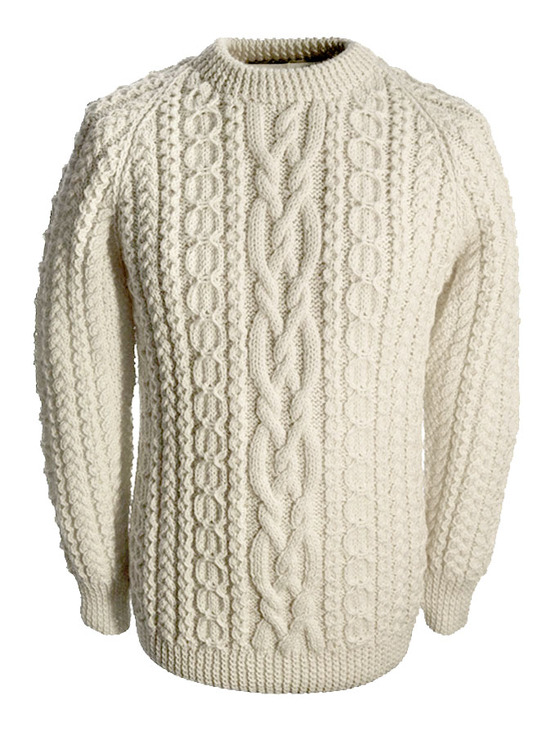 Connolly Clan Sweater
