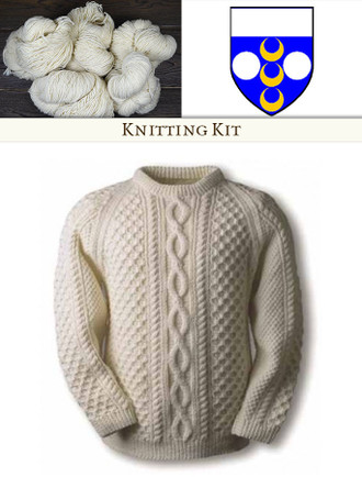 Dolan Knitting Kit