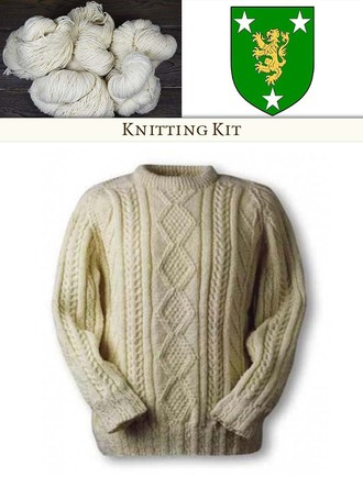 Malone Knitting Kit