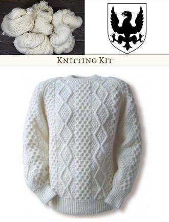 Moriarty Knitting Kit