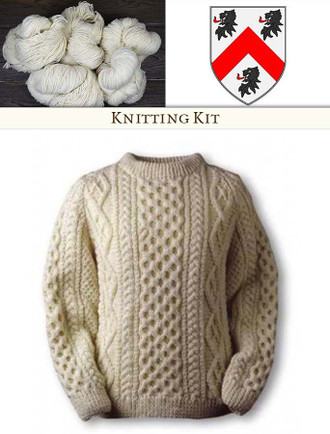Mulligan Knitting Kit