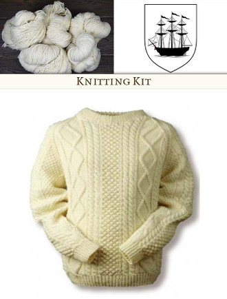 O'Driscoll Knitting Kit