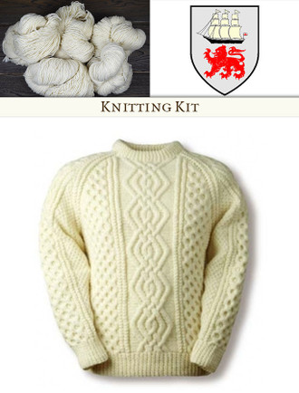O'Leary Knitting Kit