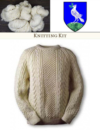Sheehan Knitting Kit