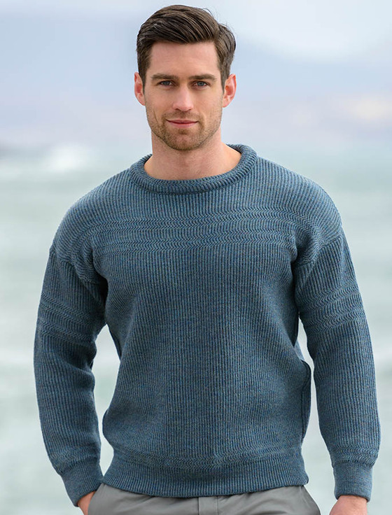Men's Shawl Neck Cardigan - Landale