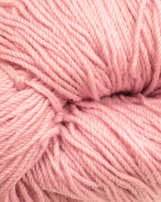 Aran Wool Knitting Hanks - Dusty Pink