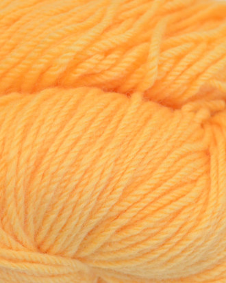 Aran Wool Knitting Hanks - Banana Yellow