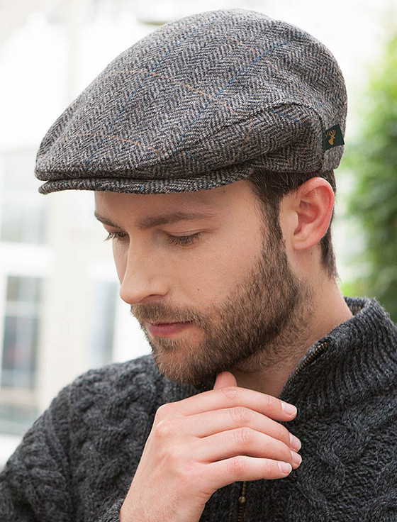 Flat Caps are everywhere and Village Hat Shop has a huge collection of exclusive newsboy hats and ivy cap styles at everyday low prices.
