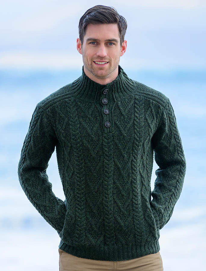 Official Site: Buy direct for fast delivery of authentic men's Norwegian soft merino wool sweaters, cardigans & jackets.