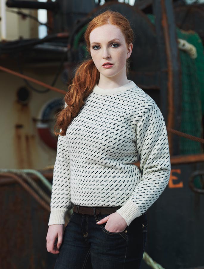 Women S Irish Wool Sweaters