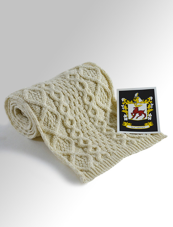 Mc Carthy Clan Scarf