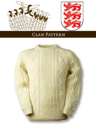 Coughlan Knitting Pattern