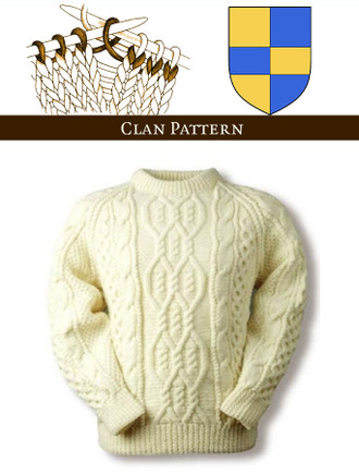 Cusack Knitting Pattern
