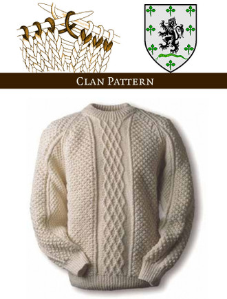 Gallagher Knitting Pattern
