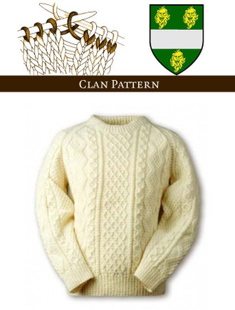 Mc Kenna Knitting Pattern