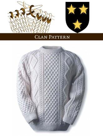 Moran Knitting Pattern