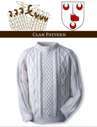 Mullen Knitting Pattern