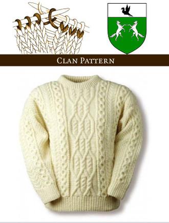 O'Donoghue Knitting Pattern