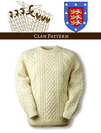 O'Meara Knitting Pattern