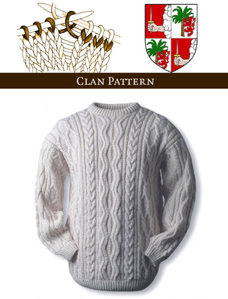 O'Riordan Knitting Pattern