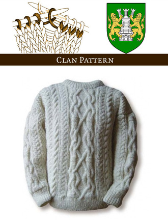 O'Shaughnessy Knitting Pattern