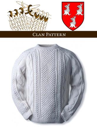 Ryan Knitting Pattern