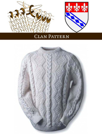 Whelan Knitting Pattern