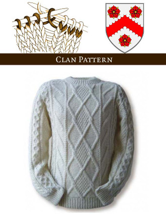 White Knitting Pattern