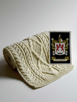 O'Flaherty Clan Scarf