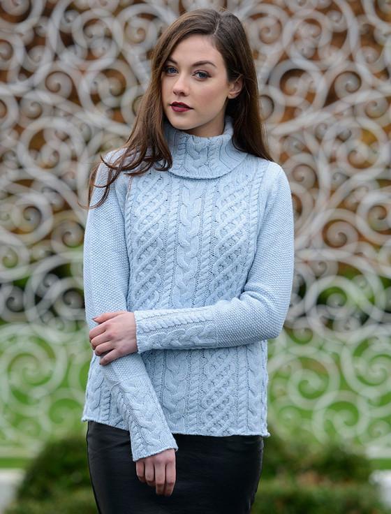 Aranmore Turtleneck Sweater