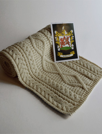 McNulty Clan Scarf