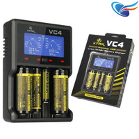 XTAR VC4 Charger for Lithium-ion and Ni-MH Batteries
