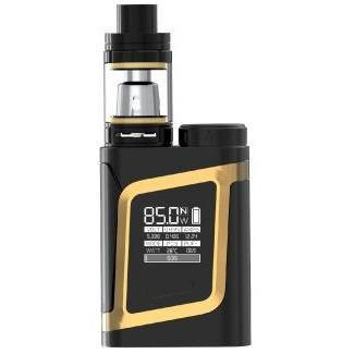 SMOK AL85 Baby Beast Tank Kit Gold and Black