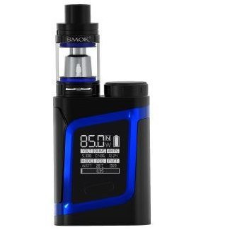 SMOK AL85 Baby Beast Tank Kit Blue and Black