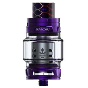 Smok TFV12 Prince Tank Purple Bubble Glass
