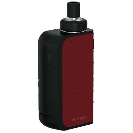Joyetech eGo AIO Box Mod Starter Kit | Red eGo AIO Kit