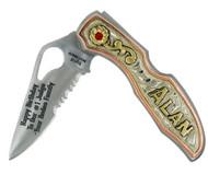 Byrd Custom Trophy Roper's Knife