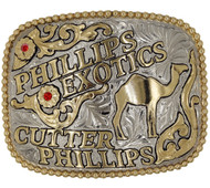 The Manner Trophy Buckle