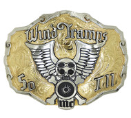The Abernathy trophy buckle