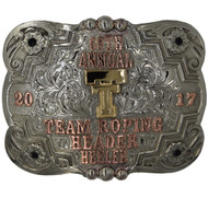 The Tulia Trophy Buckle