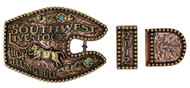 The Cattleman's Trophy Ranger Buckle