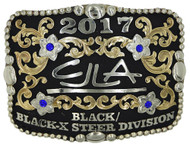 The Borger Trophy Buckle