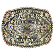 The Vernon Trophy Buckle