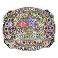 The Goodnight Trophy Buckle