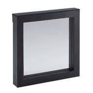 3D Buckle Shadow Box- Black