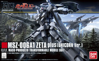 #182 Zeta Plus [Unicorn] (HGUC)