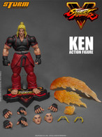 Ken [Street Fighter V] (Storm Collectibles)