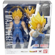 S.H.Figuarts Super Saiyan Majin Vegeta (Dragon Ball Z)
