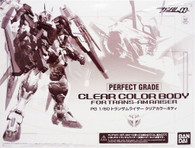 00 Raiser Trans-Am [CLEAR BODY PART] (PG) /P-BANDAI EXCLUSIVE\